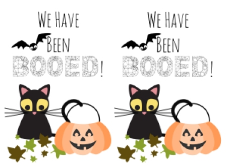 Free halloween neighborhood boo or ghosted game signs fit free halloween neighborhood boo or ghosted game signs pronofoot35fo Gallery