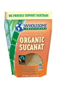 organic sugar no bone char